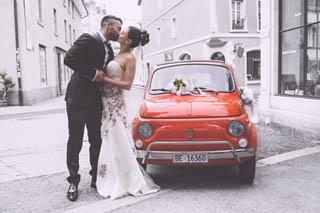 pareja foto boda